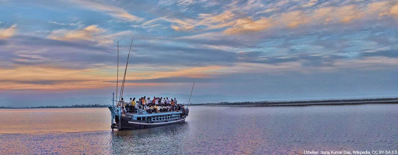 Tourismus auf Majuli?