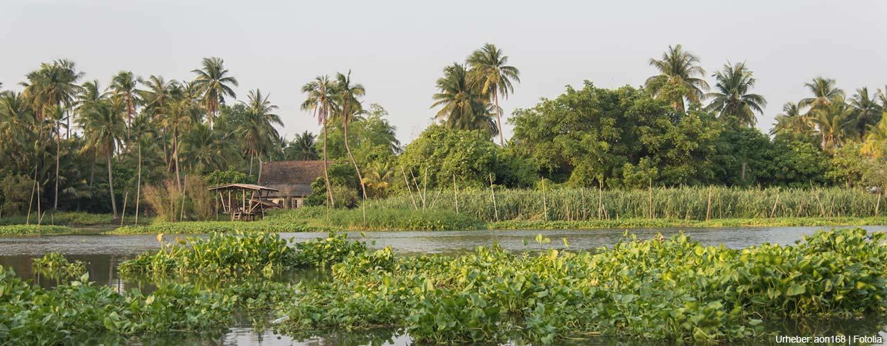 Majuli, die größte Flussinsel der Welt: Doch wie lange noch?