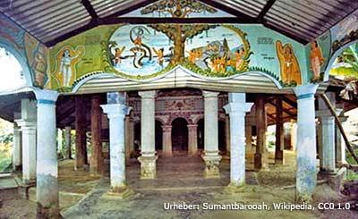 Kamalabari Satra auf Majuli